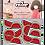 Thumbnail: Santoro - Kori Kumi Watermelon Resin Charms