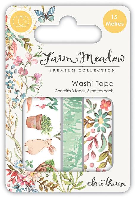 Farm Meadow - Washi Tape
