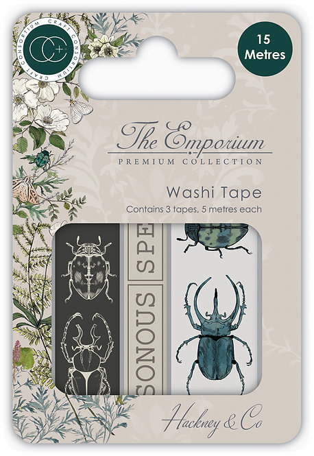The Emporium - Washi Tape