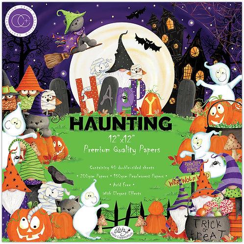 Happy Haunting - Premium Paper Pad