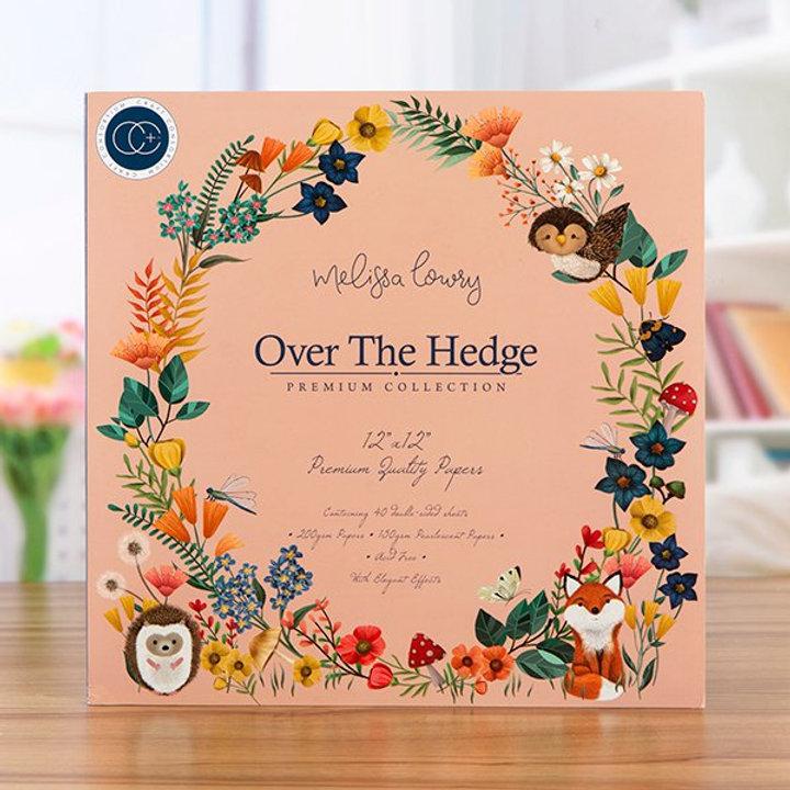 Over The Hedge Premium Paper Pad Consumer