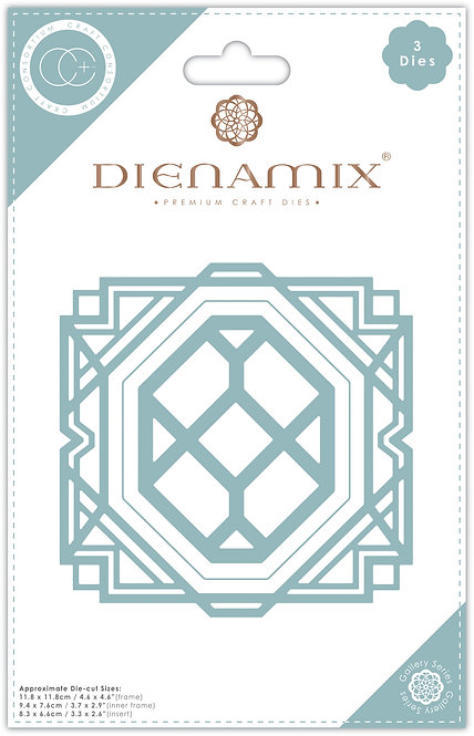 Dienamix - Deco Square - Cutting Die