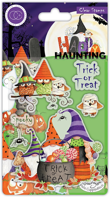 Happy Haunting - Stamp Set - Trick or Treat