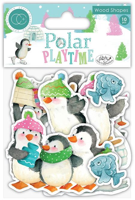Polar Playtime - Wood Shapes
