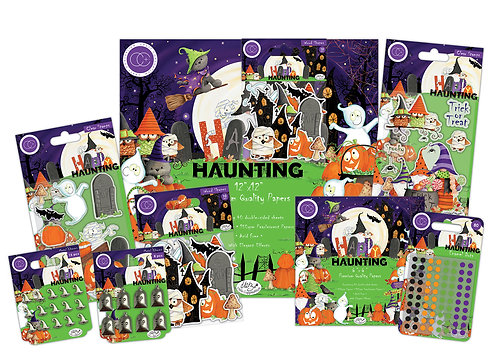 Happy Haunting - The Complete Collection