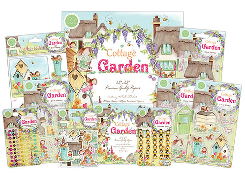 Cottage Garden - The complete Collection