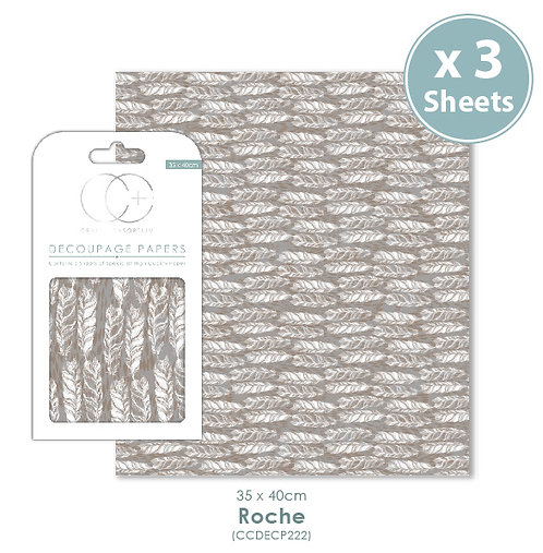 Roche - Decoupage Papers Set