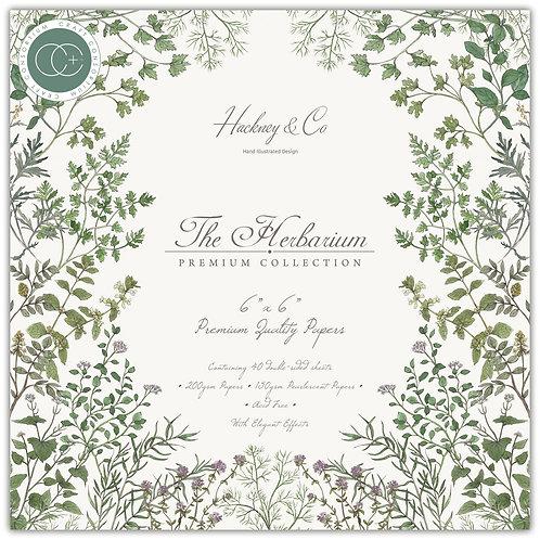 """The Herbarium 6""""x6""""Premium Paper Pad"""
