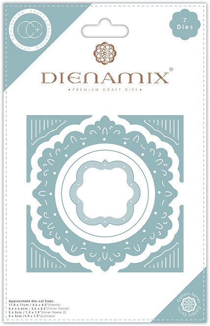 Dienamix - Ornate Circle - Cutting Die