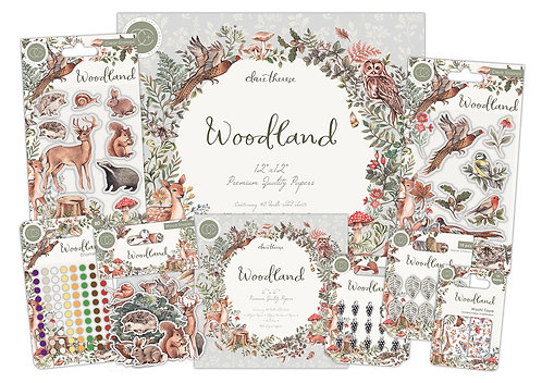 Woodland - The Complete Collection