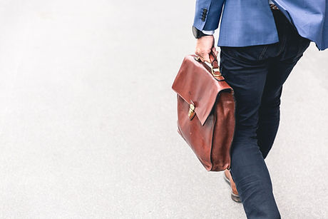 Человек с портфелем