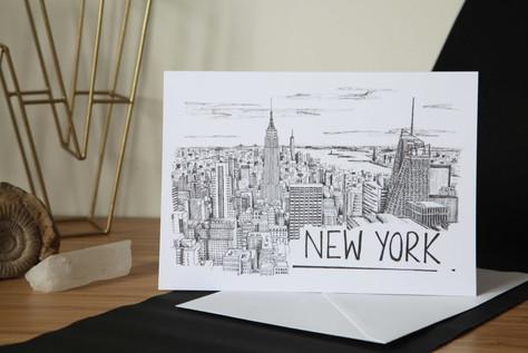 New-York-Skyline-Greetings-Card