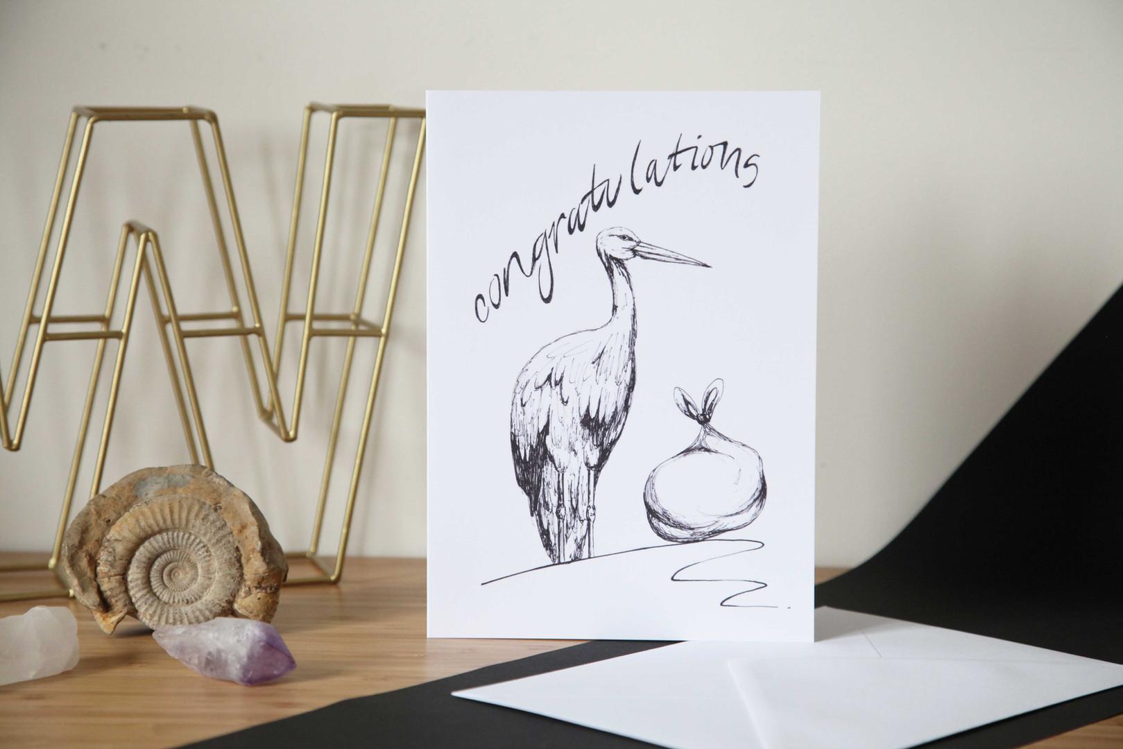 Congratulations-Baby-Stork-Card