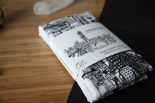 Manchester-Skyline-Tea-Towel