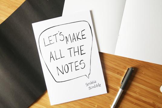 Lets-Make-Note-Notebook