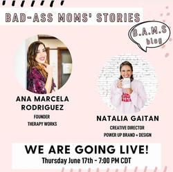 Bad-ass moms stories