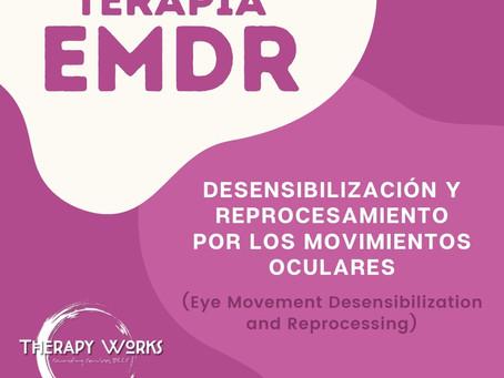 EMDR - Desensibilización Y Procesamiento Por Los Movimientos Oculares