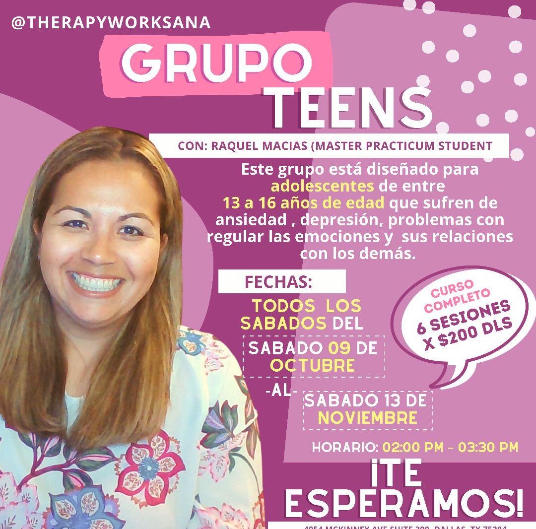 GRUPO TEENS