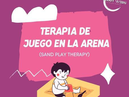 Terapia De Juego En La Arena (Sand Play Therapy)