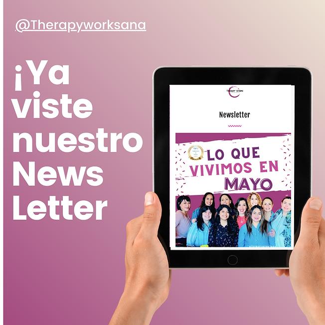 ¿Ya viste nuestro News Letter.png