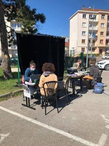 Festival Ici & Là, CROUS de Dijon