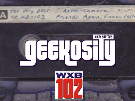 New Wave Radio Station WXB 102 Celebrates 15 Years Online