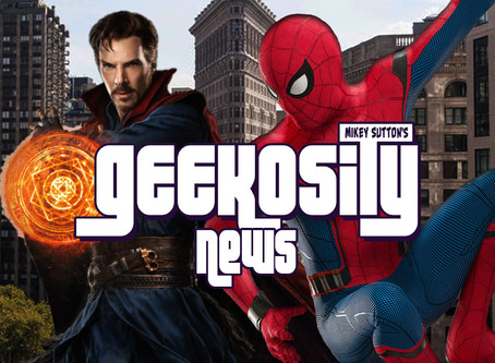 Breaking: Doctor Strange in 'Spider-Man 3'