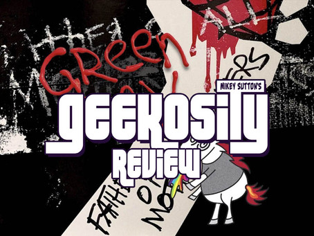 Review: Green Day Father Of All Motherf*ck*rs (2020)