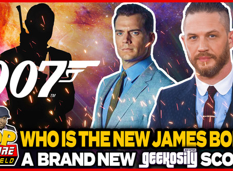 PCM: Gerry (not Jerry) and Mr. Keith Discuss Tom Hardy as the New Bond
