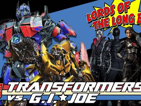 LIVE: Tim Vo & LOTLB - G.I. Joe Transformers Hasbro Cinematic Universe Long Term Spec List
