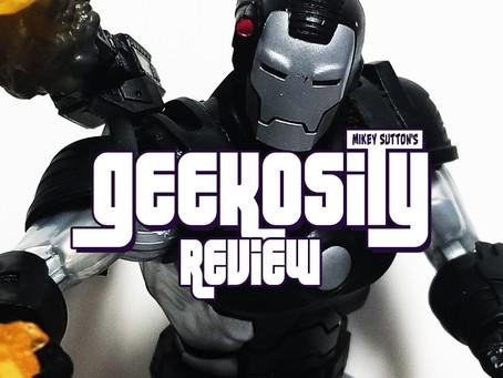 Review: Marvel Legends: MCU Deluxe War Machine