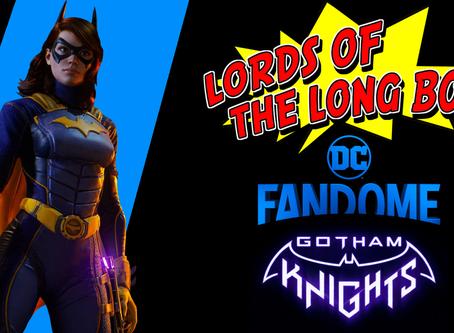 Lord's of the Long Box DC Fandome Recap! Gotham Knights, Sandman, Multiverse & Batman Beyond!