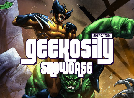 Showcase: Ryan Pasibe's 'Wolverine VS Hulk VS Wendigo'