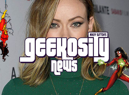 Did 'Spider-Woman' Director Olivia Wilde Just Tease Working with Kevin Feige?