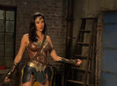 Gal Gadot is Wondrous in New Photos