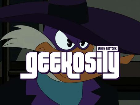 Disney+ Set to Reboot Darkwing Duck