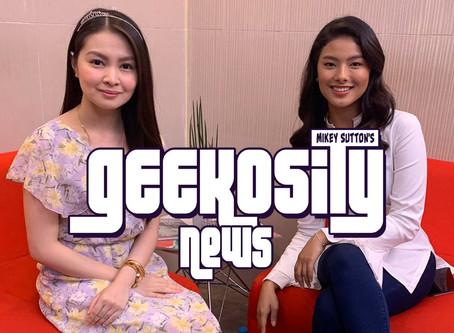 Kate Valdez resumes Filming on 'Anak Ni Waray' TV Series