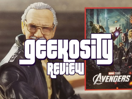 "Review: Exclusive Marvel Legends 80th Anniversary 6"" Stan Lee"