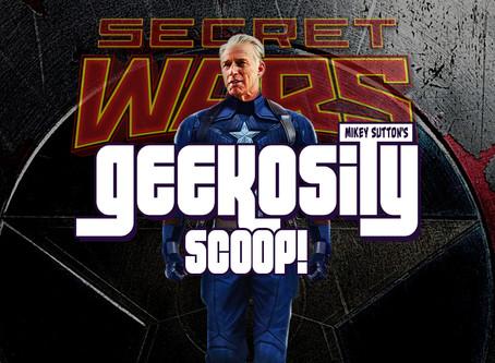 Scoop: 'Secret Wars' Could See Return of Chris Evans