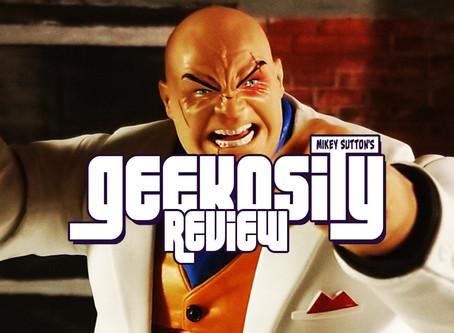 Review: Marvel Legends: Retro Spider-Man Wave Kingpin