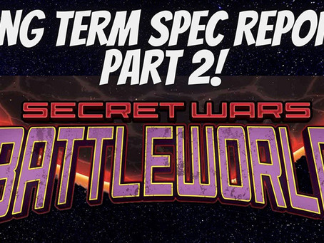 Catch Tim Vo Live at 5 p.m. PST Tonight with a Part Two LTS From My Secret Wars Scoops