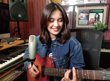 Pinay singer Julie Anne San Jose covers '80s New Wave classic