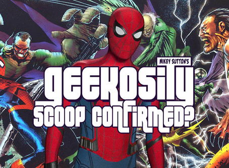 Scoop Confirmed? The Sinister Six in 'Spider-Verse'