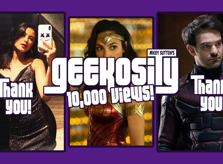 'Geekosity' Tops 10,000 Views on Opening Weekend