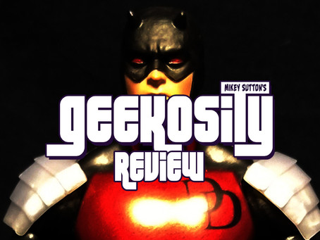 "Review: Marvel Legends 6"" Spider-Man Retro Wave: Daredevil"