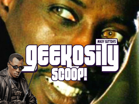 Scoop: Wesley Snipes Discussed For New 'Blade' Villain