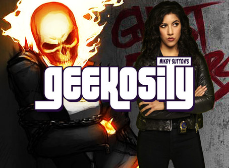 Report: Stephanie Beatriz In Consideration for Female Ghost Rider