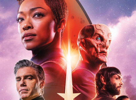 'Star Trek: Discovery' returns with more movie-quality science fiction