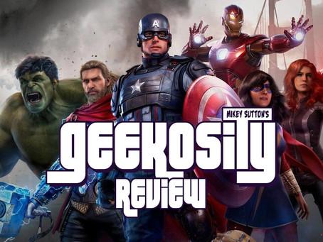 Review: Marvel's Avengers (PS4) Avengers Assemble or Avengers Disassemble?