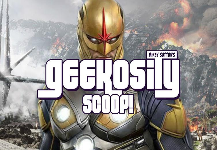 SCOOP: Nova to be Avengers' Breakout Star